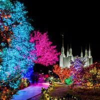 washington dc mormon temple festival of lights 2016 - Christmas Lights In Dc